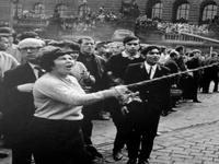 U Rozhlasu bylo plno mrtvých, šlo o život, lidé proti tankům nic nezmohli, říká pamětník srpna 1968
