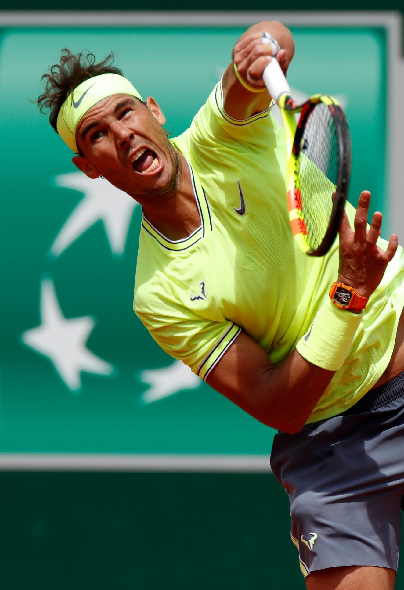 Móda na French Open 2019 (Rafael Nadal)