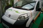 Power supplier promotes electric cars