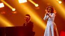 Pěvecké duo Maraaya tvoří zpěvačka Marjetka Vovk a producent Aleš Vovka (Raay) vzniklo v roce 2014, tehdy bodovalo single Lovin' v dance a iTunes hitparádách v Belgii, Německu, Itálii a ve Slovinsku. Svou zemi reprezentovali písní Here For You. (Slovinsko)