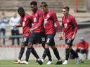 Olomouc se v Evropské lize Seville vyhnula, na Spartu čeká Bröndby