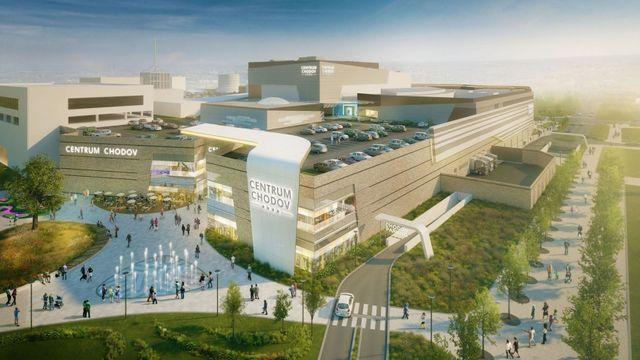 Centrum Chodov se výrazně rozšíří. S téměř 300 obchody bude největší ... df32808919f