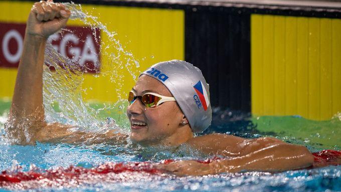 Seemanová prošla do finále jako druhá, Kubová v rozplavbách třetí