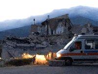 Střední Itálii zasáhlo zemětřesení, zemřelo nejméně šest lidí