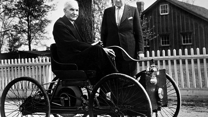 compare henry ford and join d Notorious gangster john dillinger's thank you letter to henry ford for making a great getaway car's widely considered to be a hoax it isn't, but ford covered up the real letter, likely parading a.