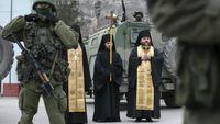 Putin si ochočil i pravoslavnou církev.