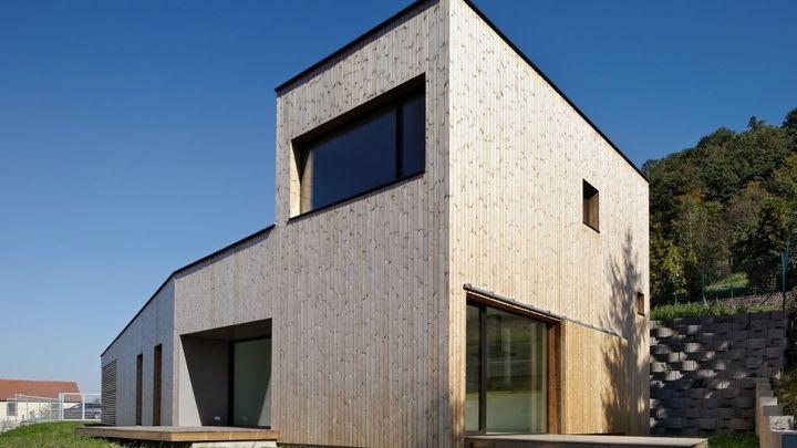 Nejlepší stavby ze dřeva. Podívejte se na vítěze soutěže