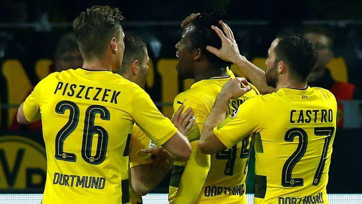 Batshuayi vystřelil Dortmundu výhru ve čtvrté minutě nastavení