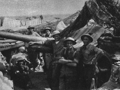"""České """"pouštní krysy"""" pomohly ubránit Tobruk. Bez nich by to byla katastrofa, míní historik"""