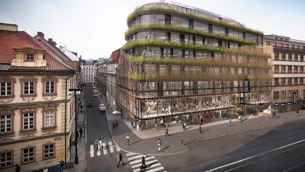 Kam přestěhují vaši firmu? Prohlédněte si nové kancelářské projekty v Praze