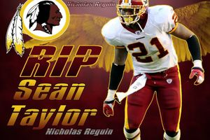 NFL: Sean Taylor, Washington Redskins