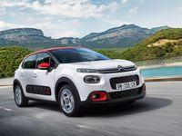 Nový Citroën C3 je první auto na světě s černou skříňkou. Kamera zaznamená události před i po nehodě