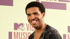 MTV Video Music Awards - Rapper Drake