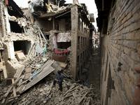 V Nepálu panují obavy z epidemií, říká koordinátor pomoci