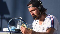Lucas Pouille, Ultimate Tennis Showdown