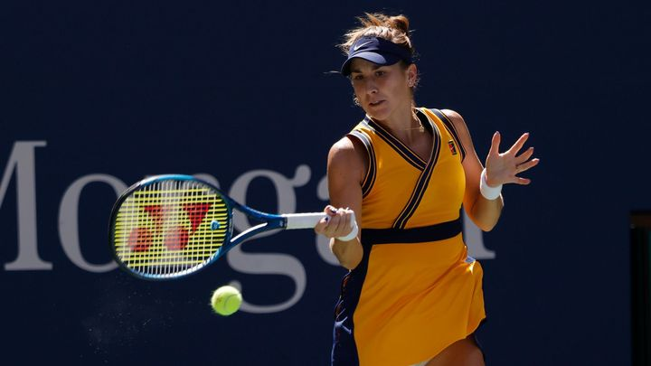 Olympijská šampionka je na US Open bez ztráty setu. Plíškovou čeká boj o čtvrtfinále; Zdroj foto: Reuters