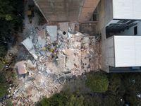 Foto: Domy napadrť, stovky mrtvých Mexičanů. Zemětřesení ochromilo jedno z největších měst světa