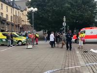 Útok nožem ve finském Turku má dvě oběti, šest lidí je v nemocnici