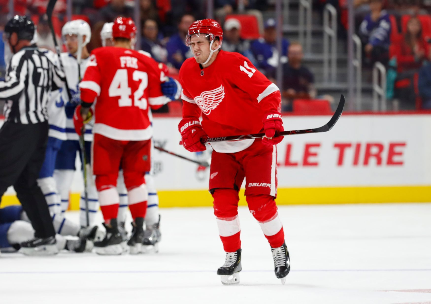 NHL 2018/19, Detroit Red Wings, Filip Zadina