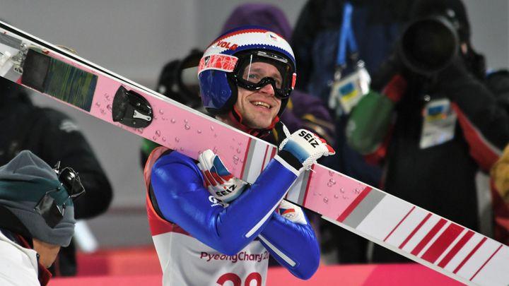 Na SP v Lillehammeru se z českých skokanů kvalifikoval pouze Koudelka