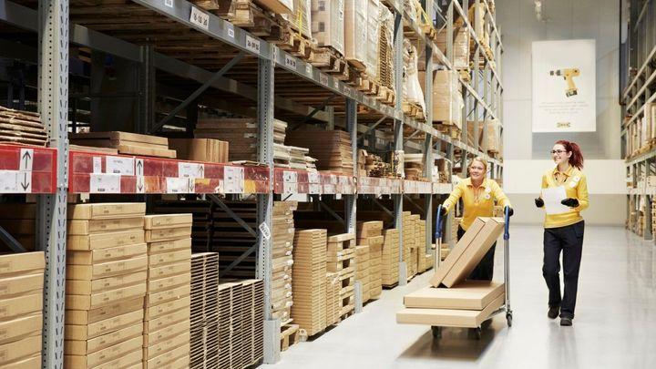 Česko na vlně rekonstrukcí: Ikea má prázdné sklady, na řadu výrobků se čeká i týdny