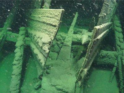 Přelomový objev v Černém moři: Vědci našli nejstarší vrak lodi, pochází z dob antiky
