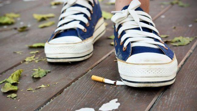 kouření soutěž video