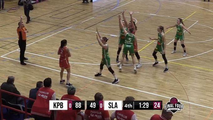 Nevídaná ostuda: Basketbalová Slavia dohrávala ve dvou. Je to žumpa, láteřil Kaderka