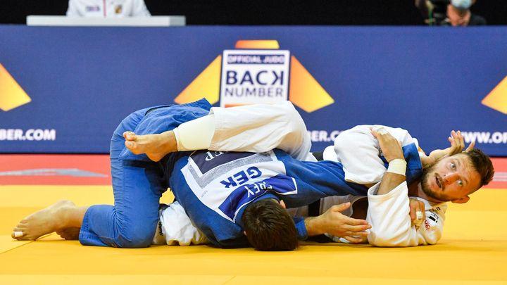 Krpálkovi na domácím mistrovství medaile unikla, bronz ubojoval Gruzínec Tušišvili