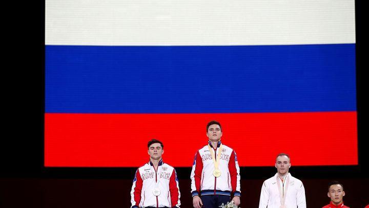 Kaťuša neprošla, co Čajkovskij? Rusové přemýšlejí, čím nahradí při olympiádě hymnu