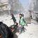 Pondělní nálety syrské armády zabily v Ghútě 100 civilistů, včetně dvaceti dětí